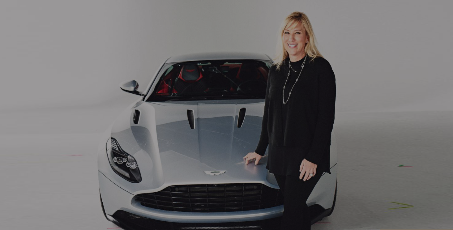 Aston Martin's Laura Schwab - The Winding Road to Success