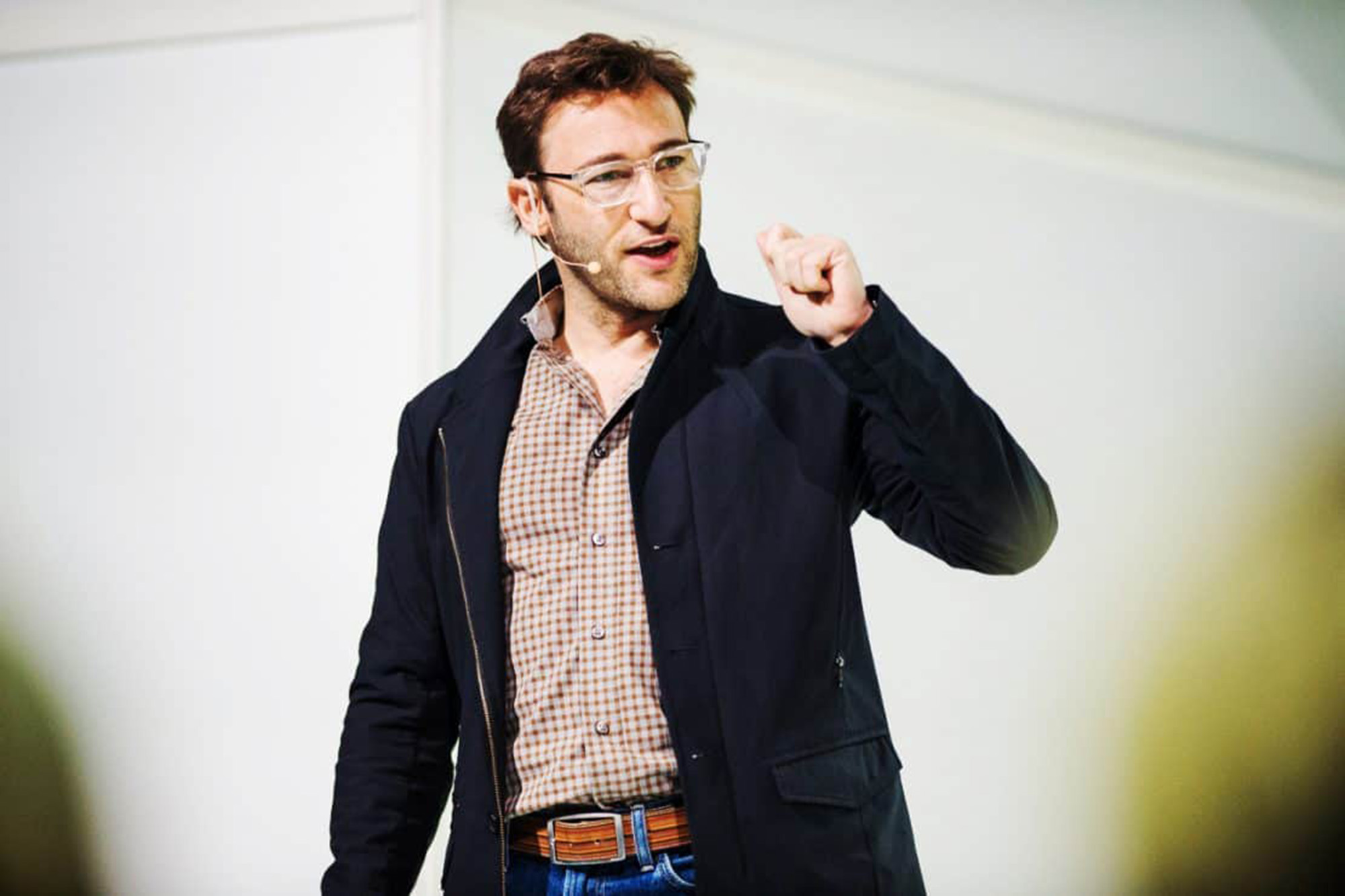 Simon Sinek - The Infinite Game