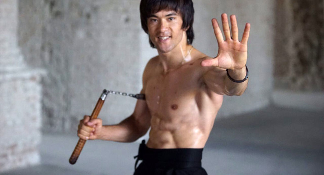 Bruce Lee - Teaches Cal to Evolve… Through His Daughter