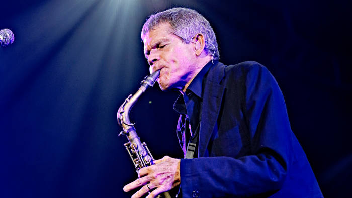 David Sanborn - From Polio to Grammys