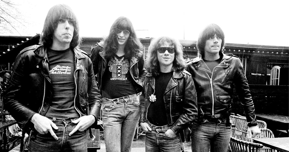 Copy of Ramones