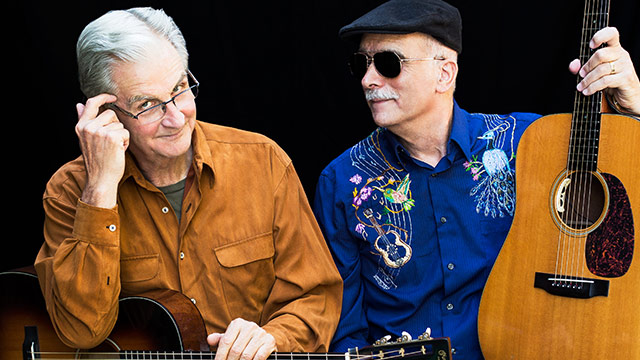 Jim Kweskin and Geoff Muldaur