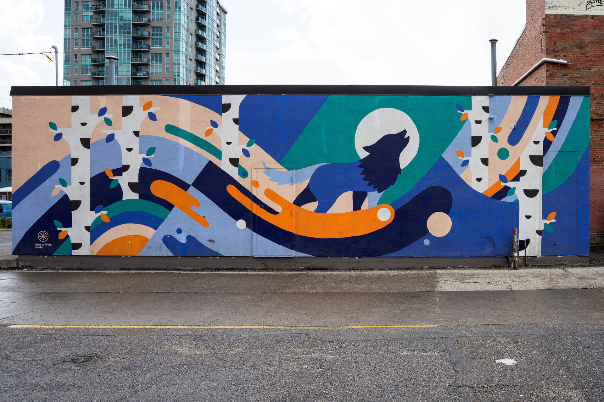 Beltline Mural Project - The Camera Store