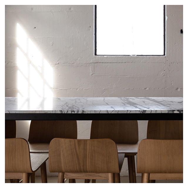 Monday interiors inspo  #cafefitout #cafeinterior #aucklandcafe #minimalistdesign #cafedesign #design #interiors