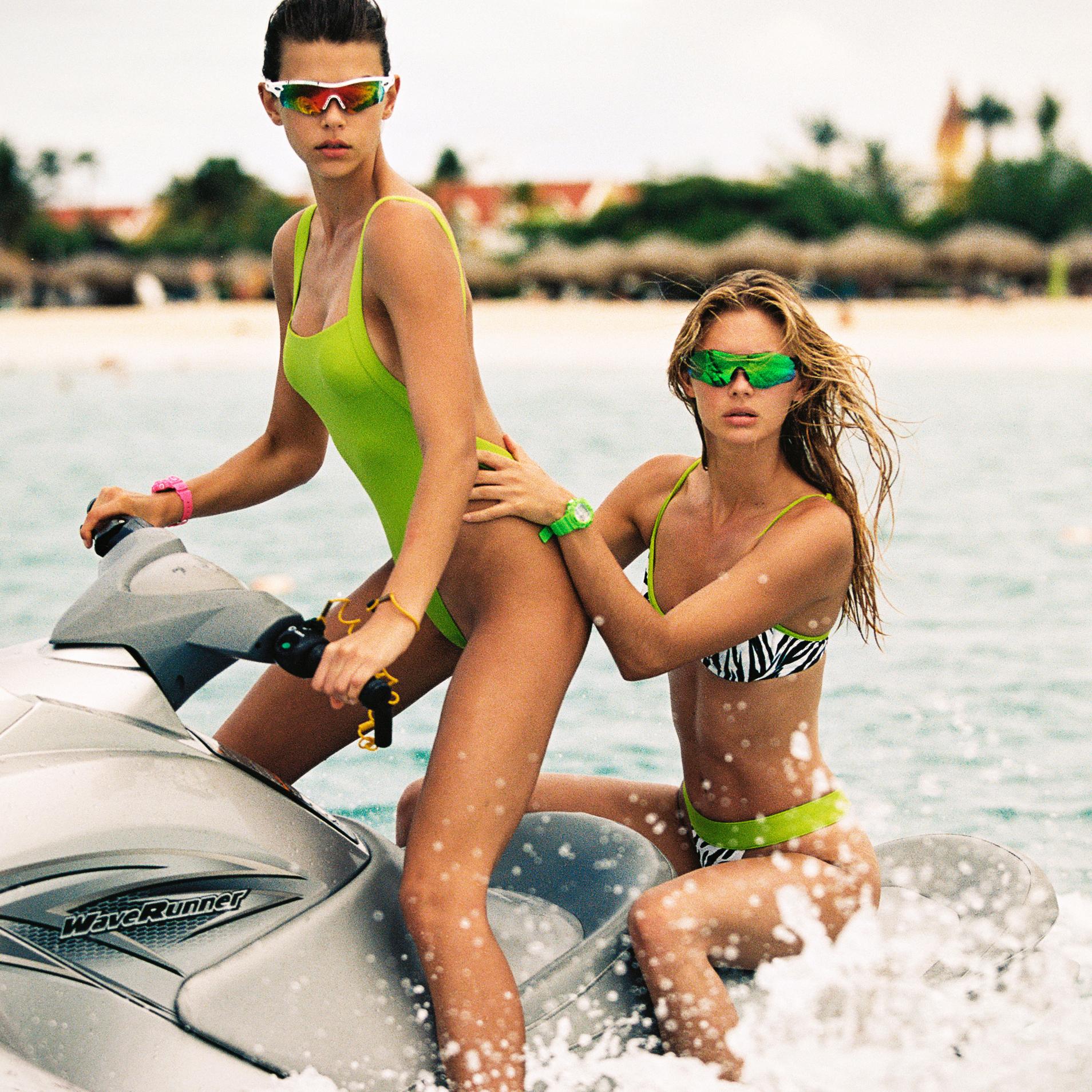 Bamba Swim - Aruba