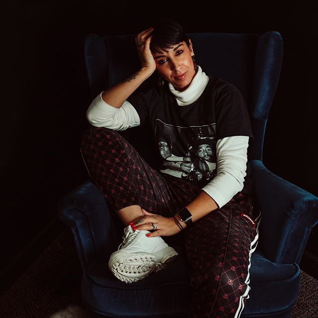 @michelleghunder captured the artists at Ricochet SONGS (Hip Hop) in a beautiful portrait series - and @acclaimmagazine are here with the exclusive pics.