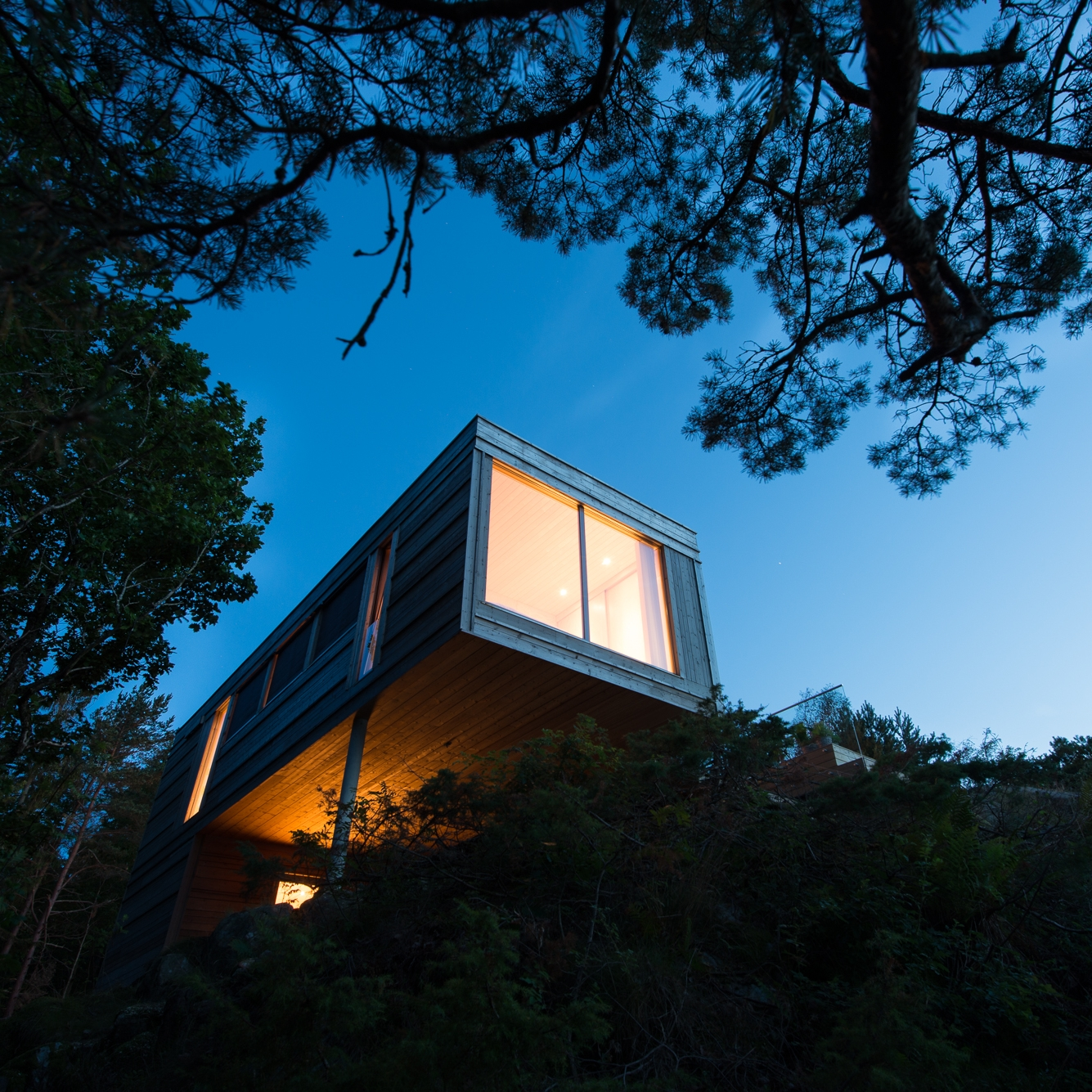 Hytte på Borøya, Askim Lantto arkitekter