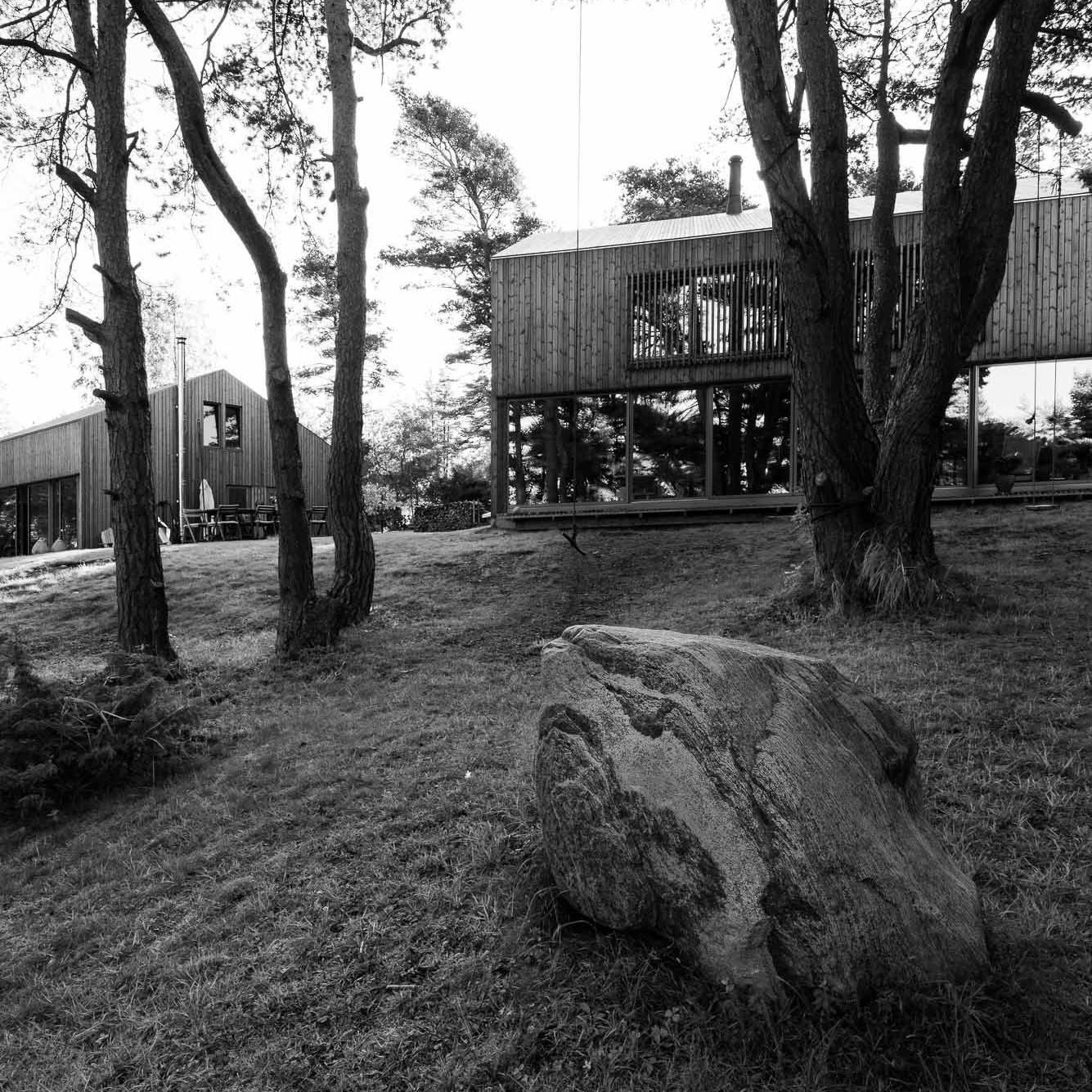 aftenposten - Arkitektens grep førte familien nærmere hverandre.
