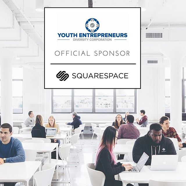 We are proud to announce that Squarespace will be the official sponsor of the 2018 Youth Entrepreneurs Diversity Summit! In addition to this, the summit will be held at Squarespace's beautiful headquarters in New York City on July 21st. —— Squarespace is a website provider that gives you the tools needed to build your website and give your business a powerful online presence. —— We are looking forward to this great partnership! . . . #network #networking #entrepreneur #hustle #grind #mentors #YEDCorp
