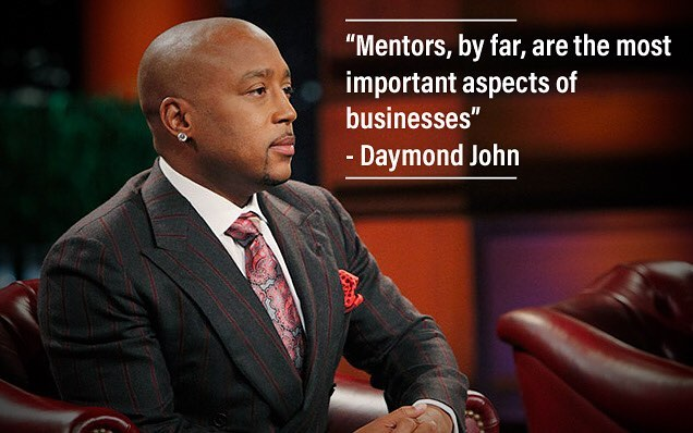 In life and in business, you always need mentors. Who are yours?