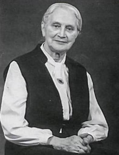 Matmóðirin Johanne Weitz (mynd úr Litla Bergþór)