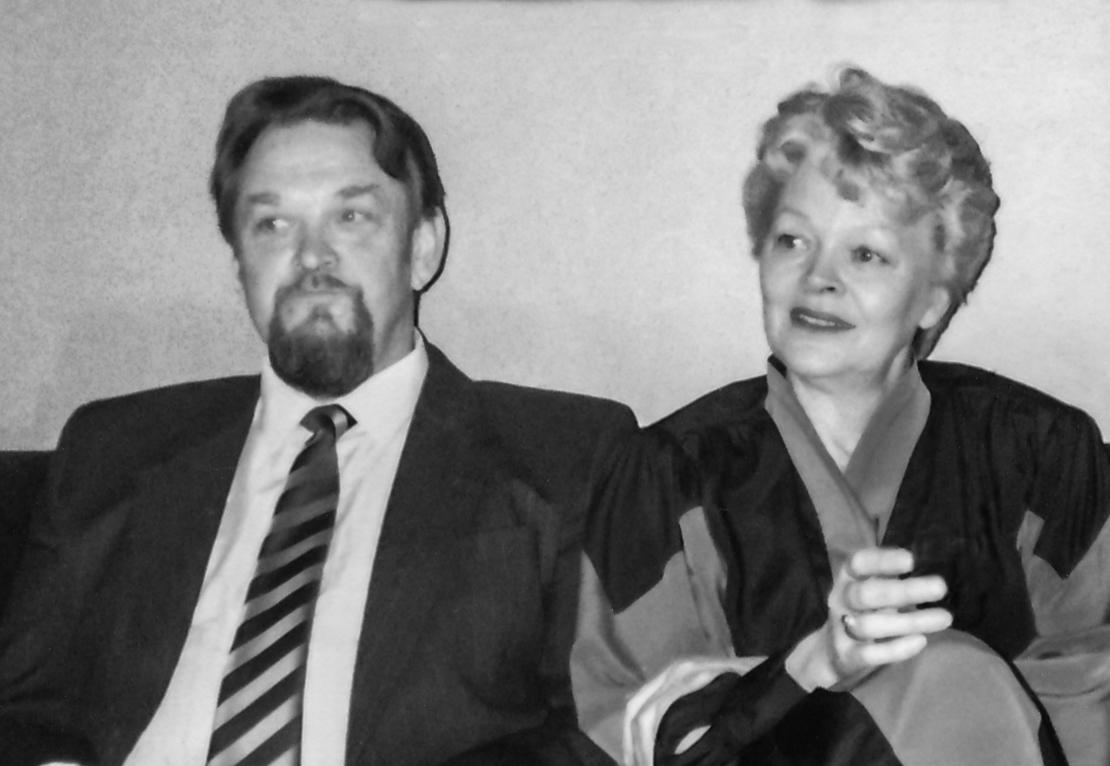 Hjalti Jakobsson og Fríður Pétursdóttir