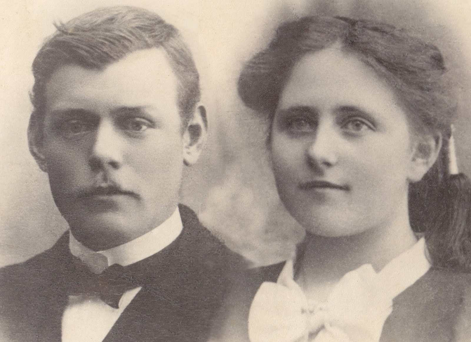 Foreldrar Skúla, Magnús Jónsson og Sigríður Ingibjörg Björnsdóttir