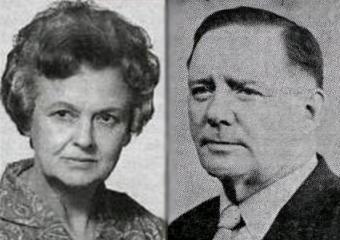 Sigurbjörg og Bragi
