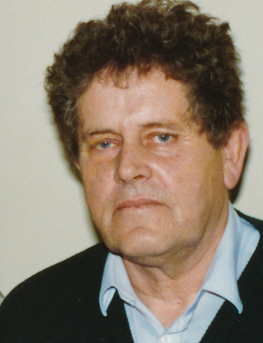 Hárlaugur Ingvarsson (Mynd frá Sigríði J. Sigurfinnsdóttur)