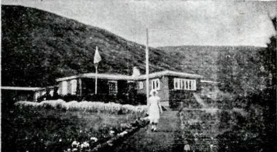 Húsmæðraskóli Suðurlands, Lindin