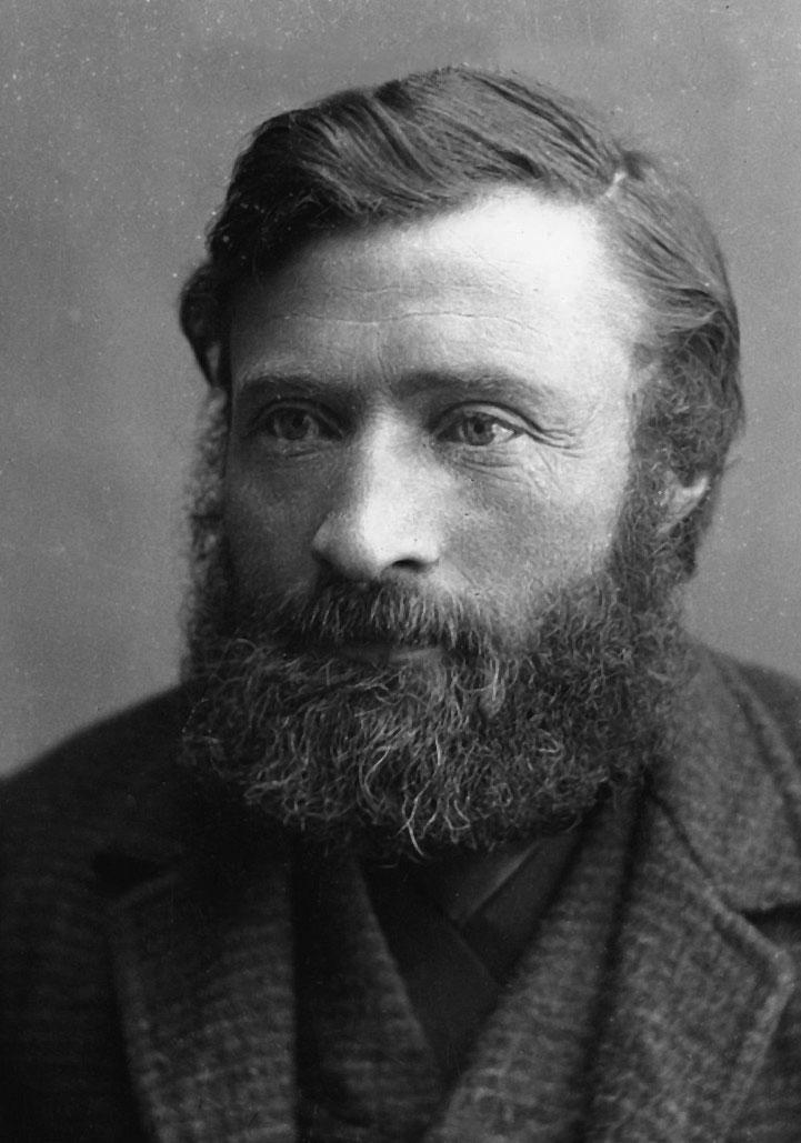 Páll Jónsson, vegfræðingur (1853-1939) (Mynd af vef Ljósmyndasafns Austurlands)