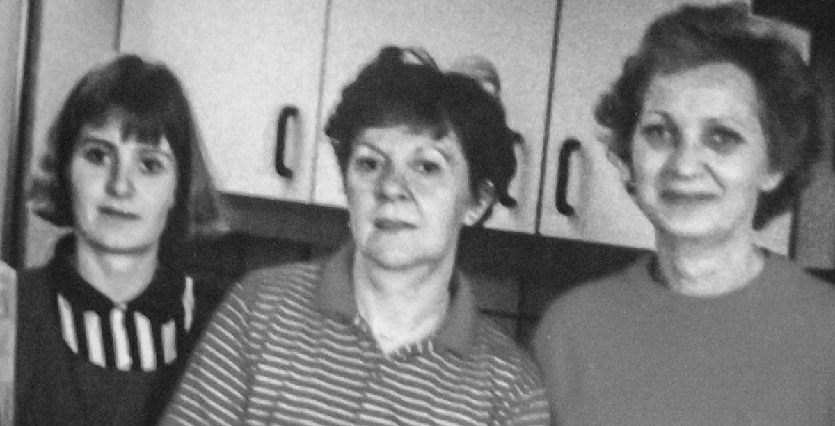 Ásta Rut Sigurðardóttir Vatnsleysu, Jóna Ólafsdóttir Vatnsleysu, María Eiríksdóttir Skálholti.