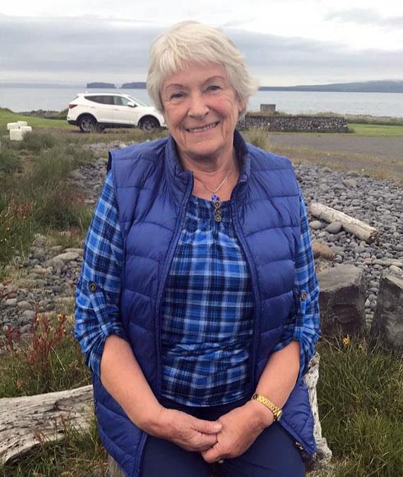 Hrefna Hjálmarsdóttir