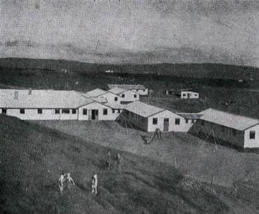 Krossinn 1952. Mynd úr Fálkanum.