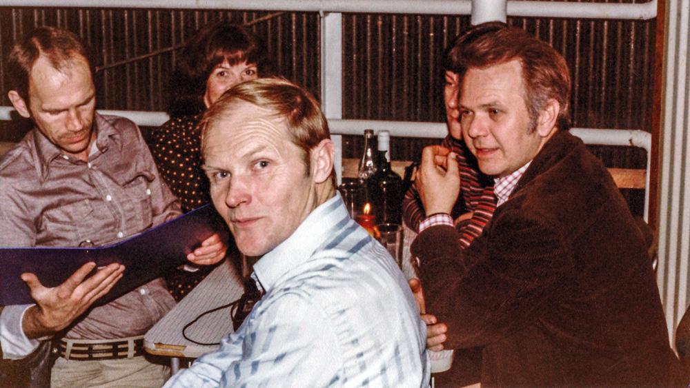 Hilmar Magnússon, Guðbjörg Kristjánsdóttir, Jakob Helgason Gufuhlíð, Ingibjörg Bjarnadóttir, Hörður V. Sigurðsson