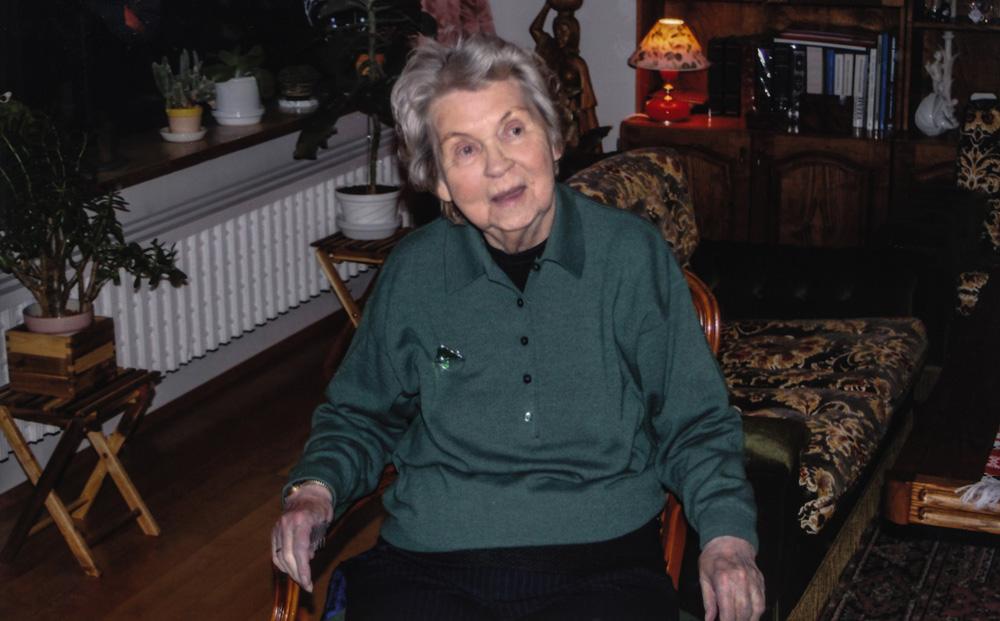 Sigurbjörg Steindórsdóttir (Bagga)