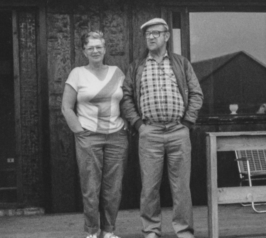 Jóna og Guðmundur