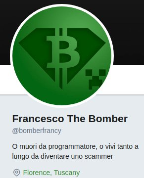 - You either die a developer, or live long enough to see yourself become the scammer