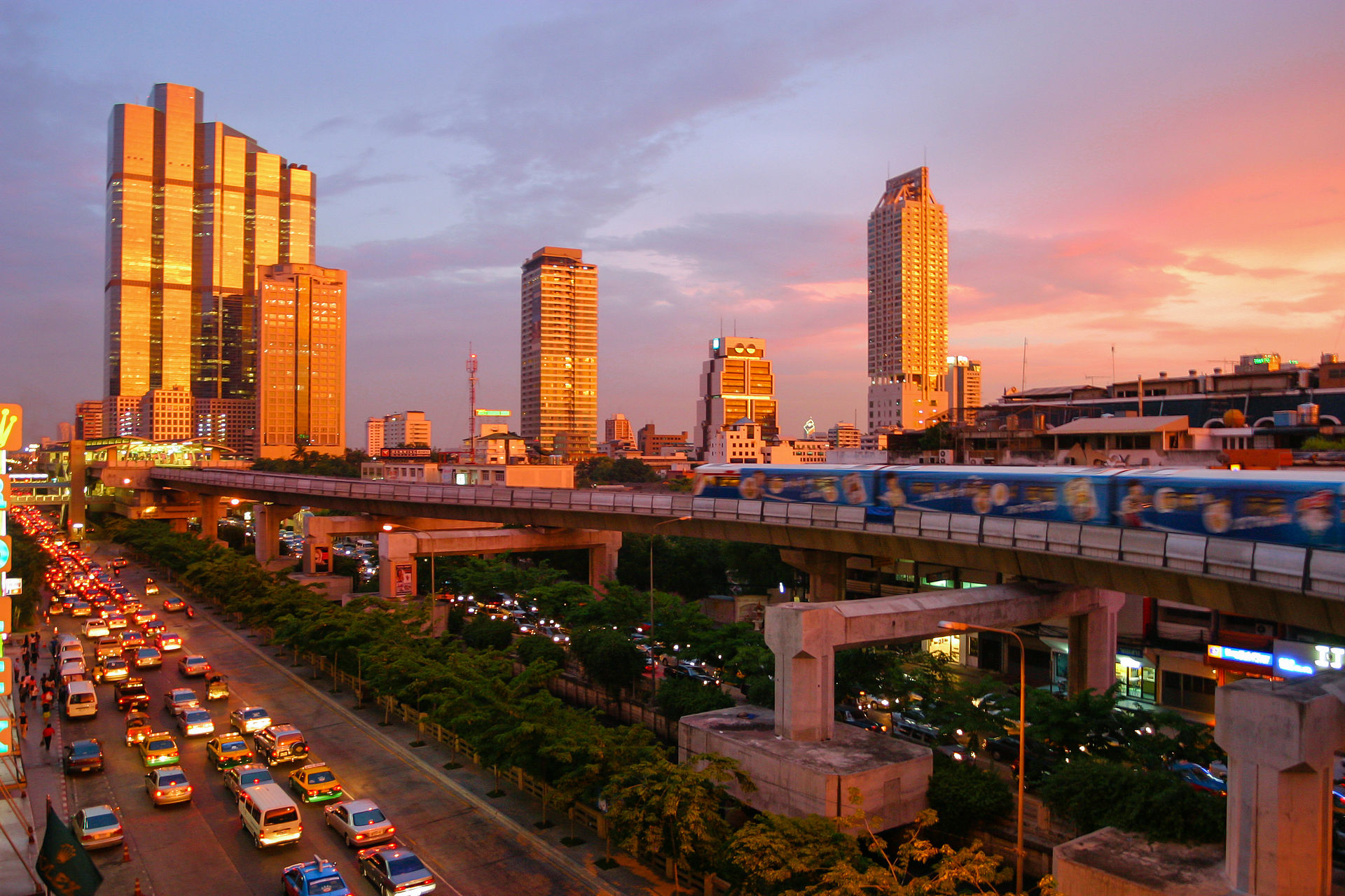 Thailand will be home to REAL's first investment