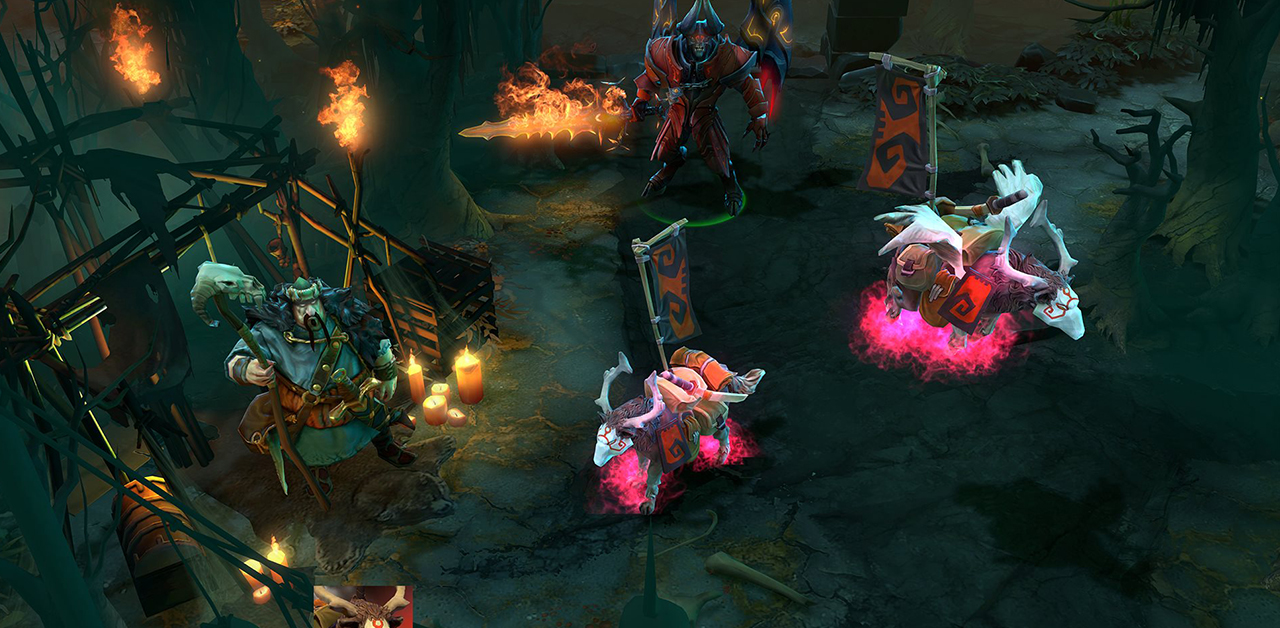 The size of the in-game purchase market should not be underestimated - the Ethereal Flames Pink War Dog sold in the game Dota2 for $38,000