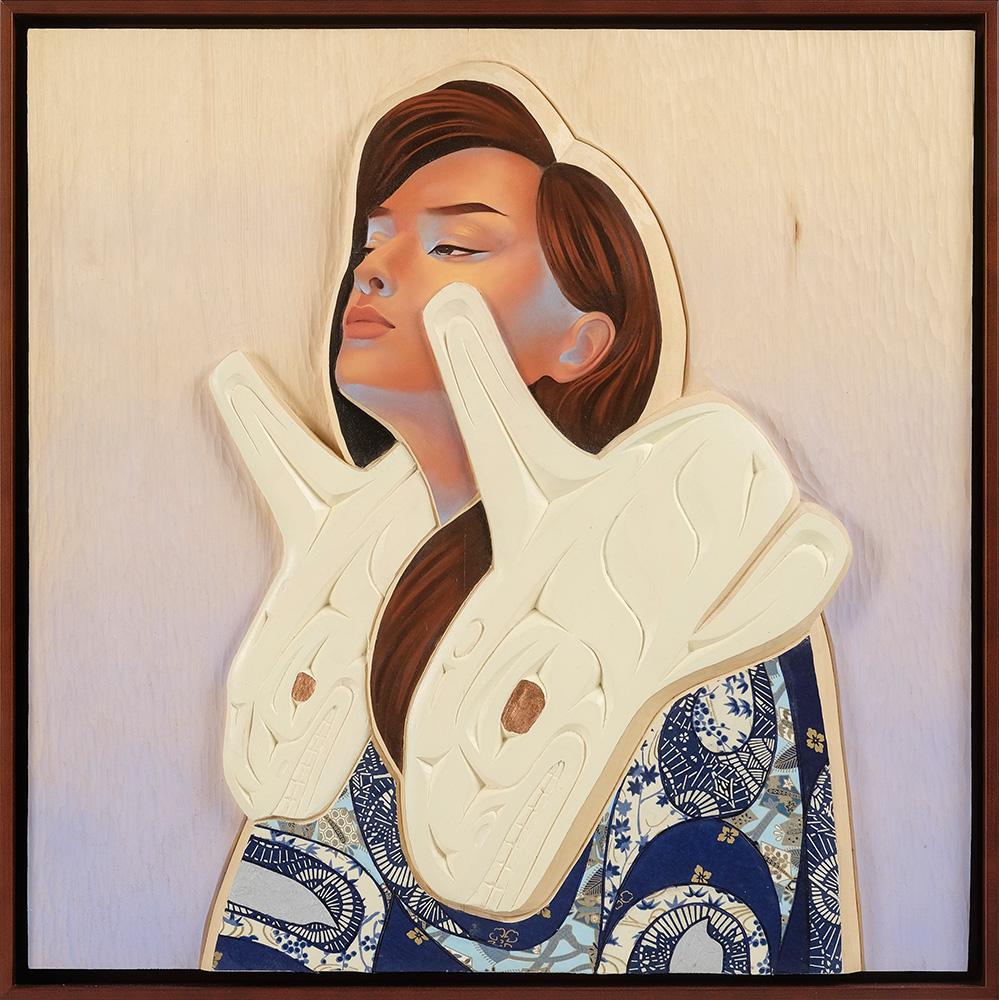 Pride- collaboration with artist  Lauren Brevner