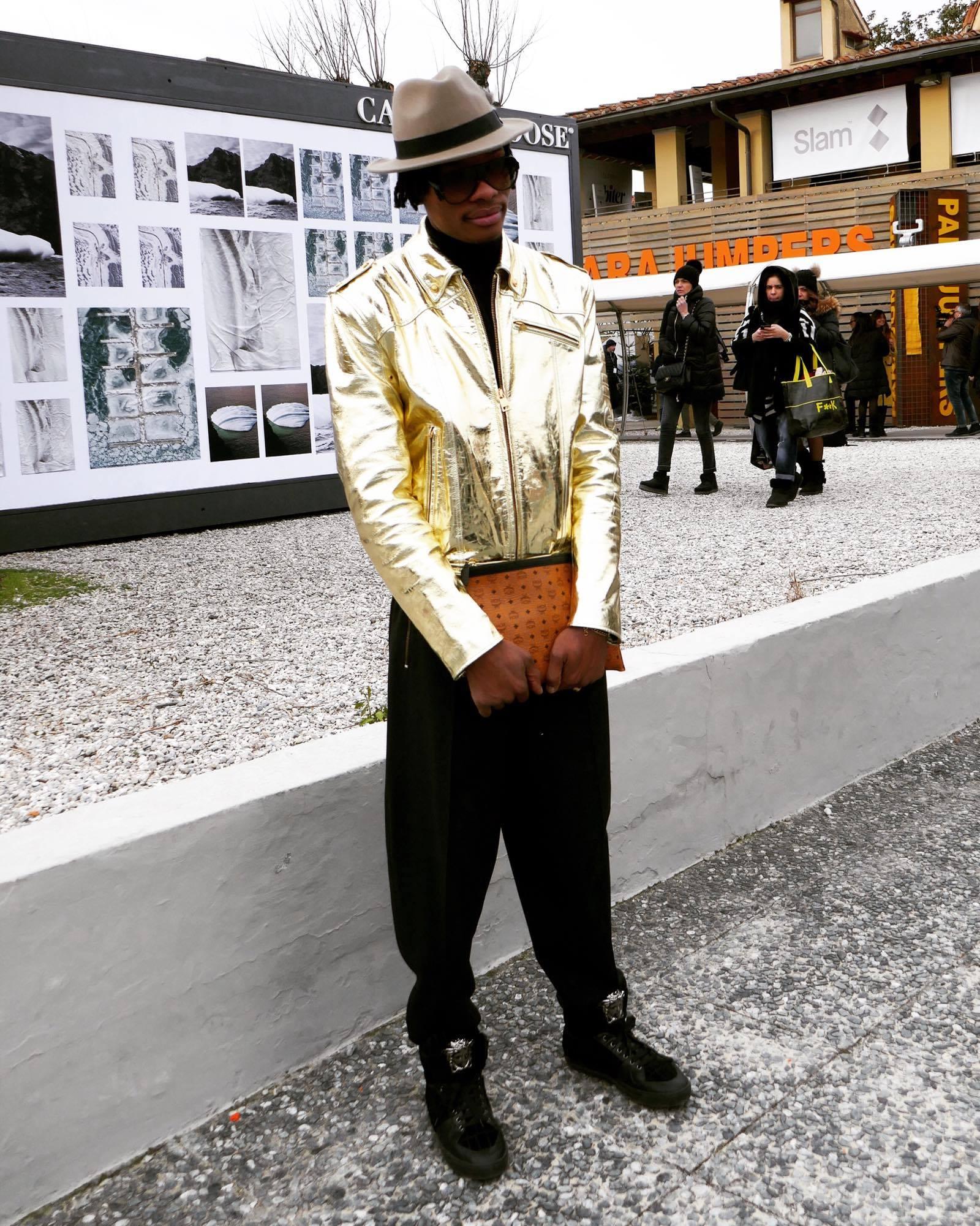 Pitti Uomo (international menswear event held in Florence)2017