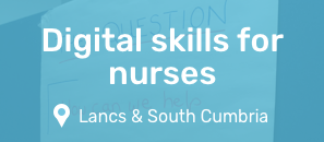 Can digital inclusion enable Nurses to tackle problems and improve the care that they give?