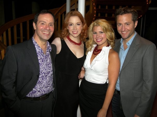 My Way  opening night, Laguna Playhouse