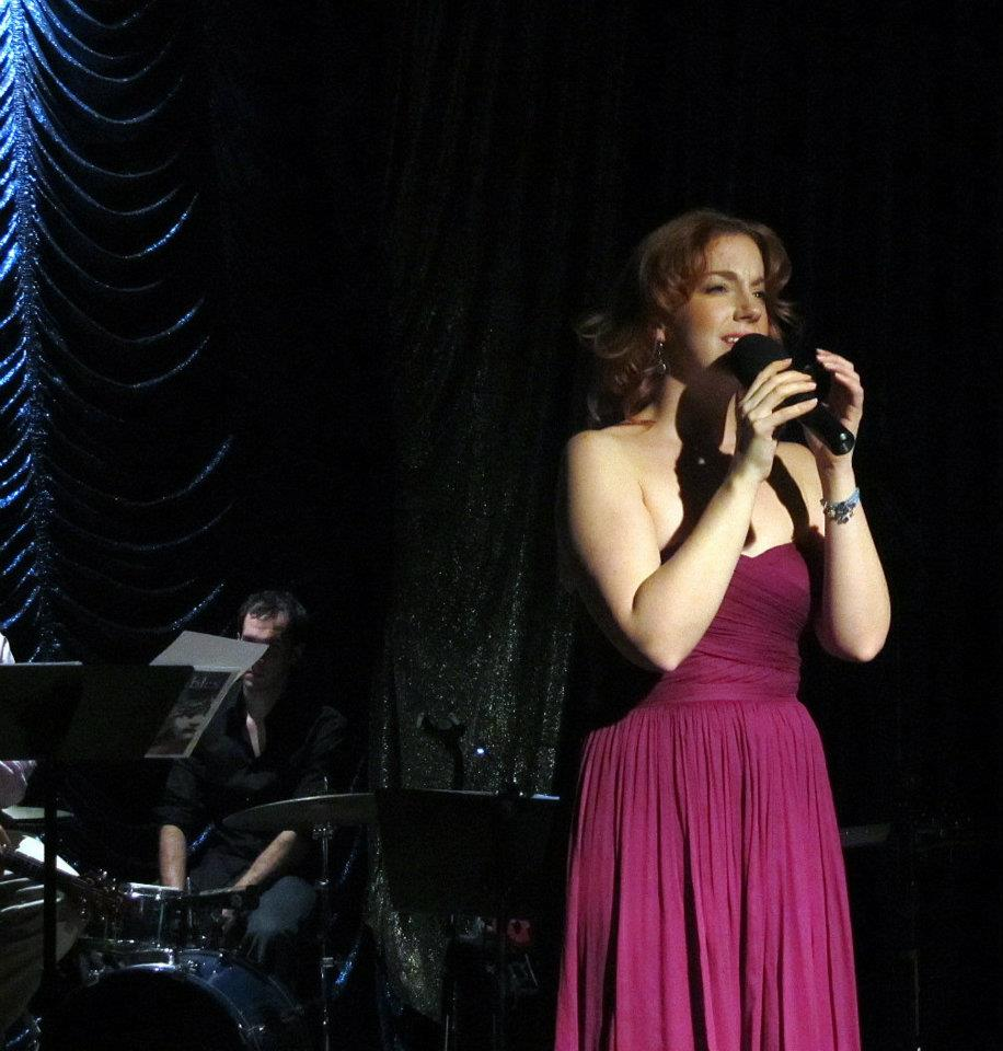 "Les Mis  BCEFA Benefit ""Unexpected Songs"""