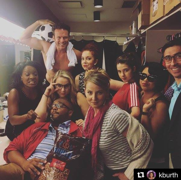 Play Like a Winner , NYMF 2017 - #sip