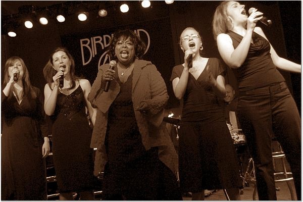 Her Song  at Birdland Jazz Club