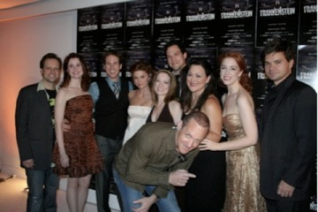 Frankenstein  - Off-Broadway opening night
