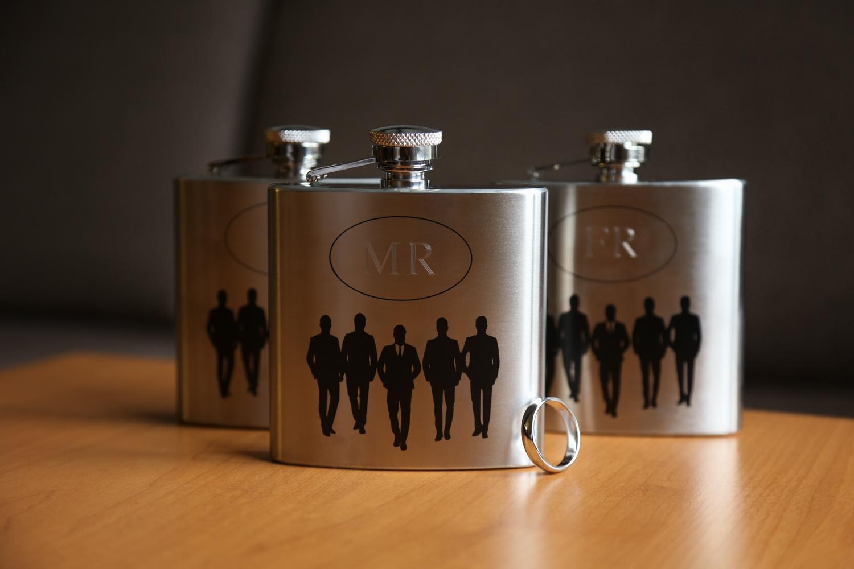 Wedding Ring Detail Photography