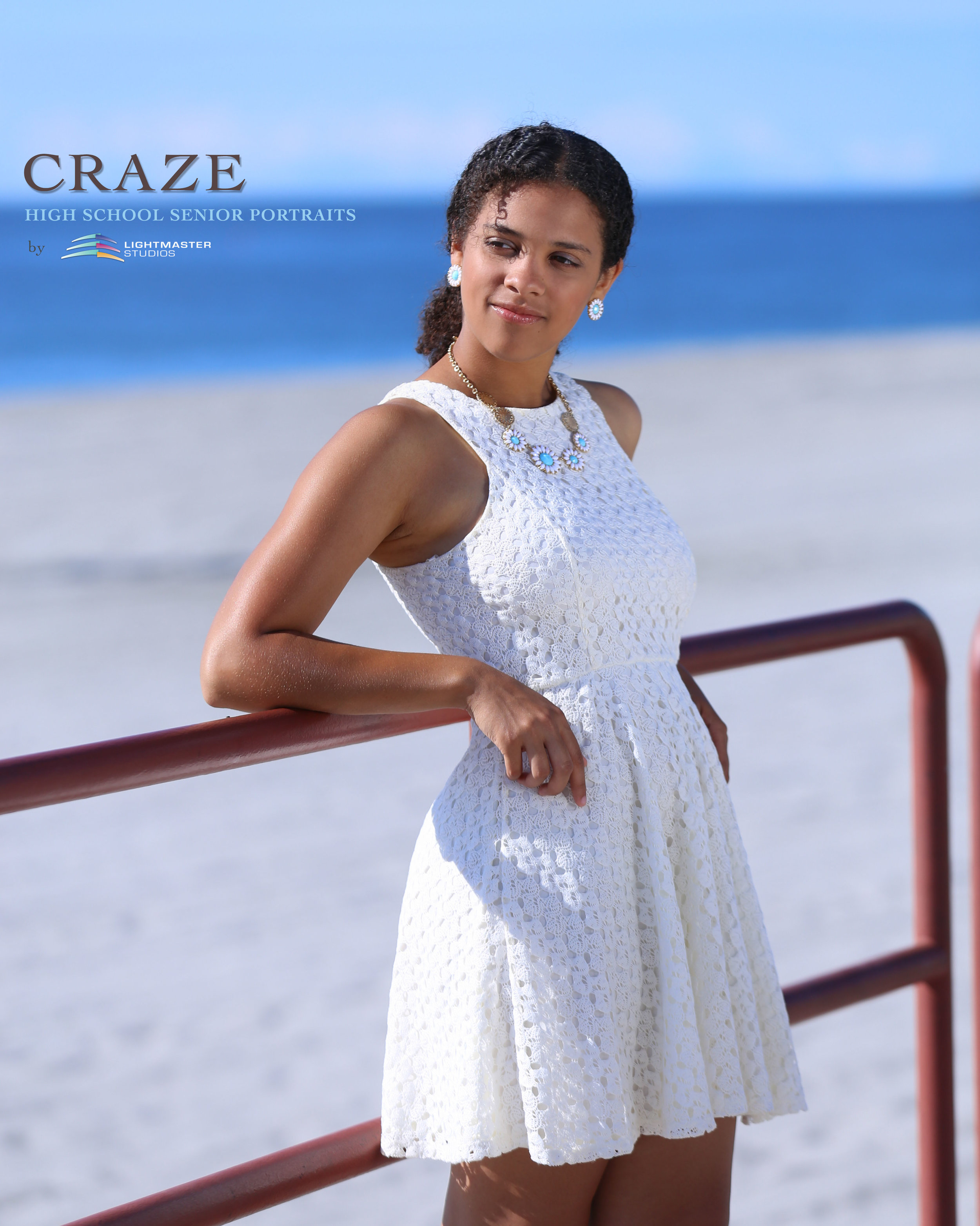CRAZE Senior Portrait - We see your beauty, and we show it to the world!