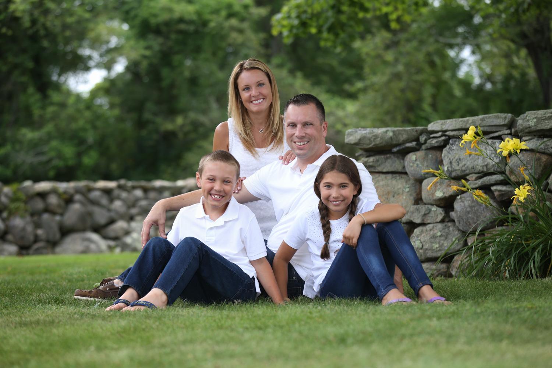 Family Portrait           Kingston, Rhode Island