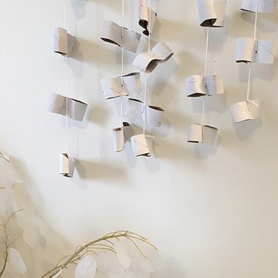 Wedding Installation | Custom Art