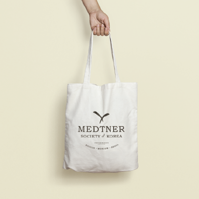 Medtner Society of Korea | Branding, Web