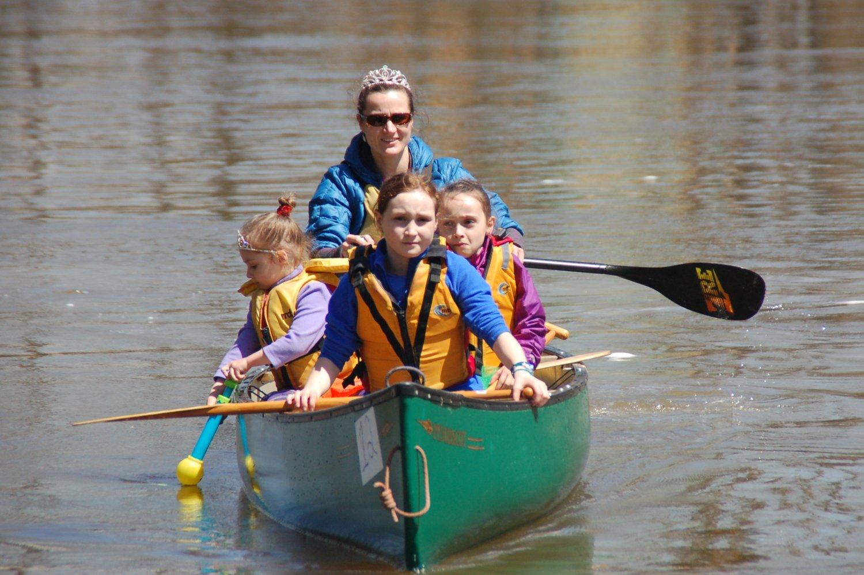 Baker River Regatta — Mountain Village Charter School