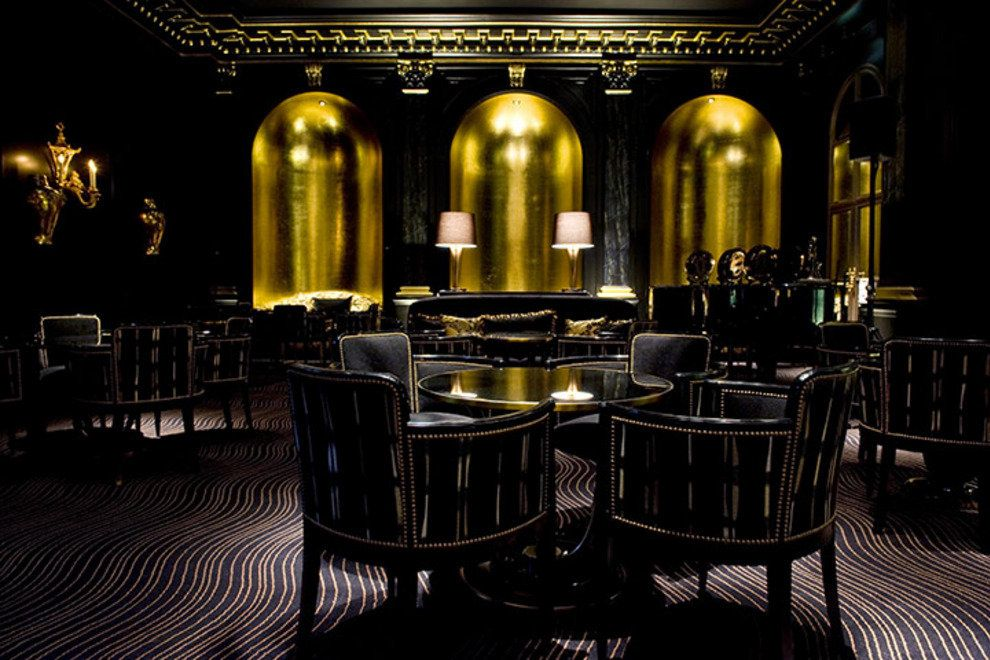 The sumptuous interiors of the Beaufort Bar - image credit: www.10best.com