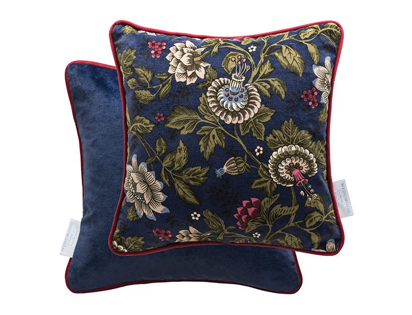 Beautiful Tonquin Velvet Cushions - www.blendworth.co.uk