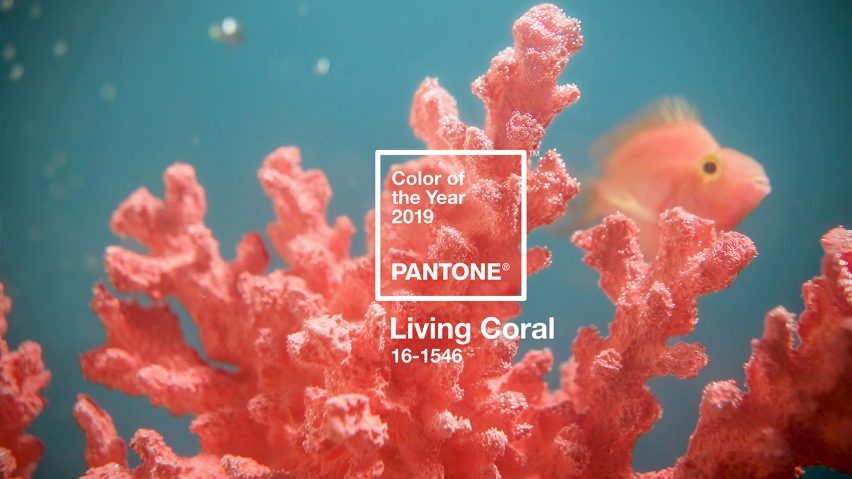 From Purple to Orange? Orangey Pink? It's Living Coral