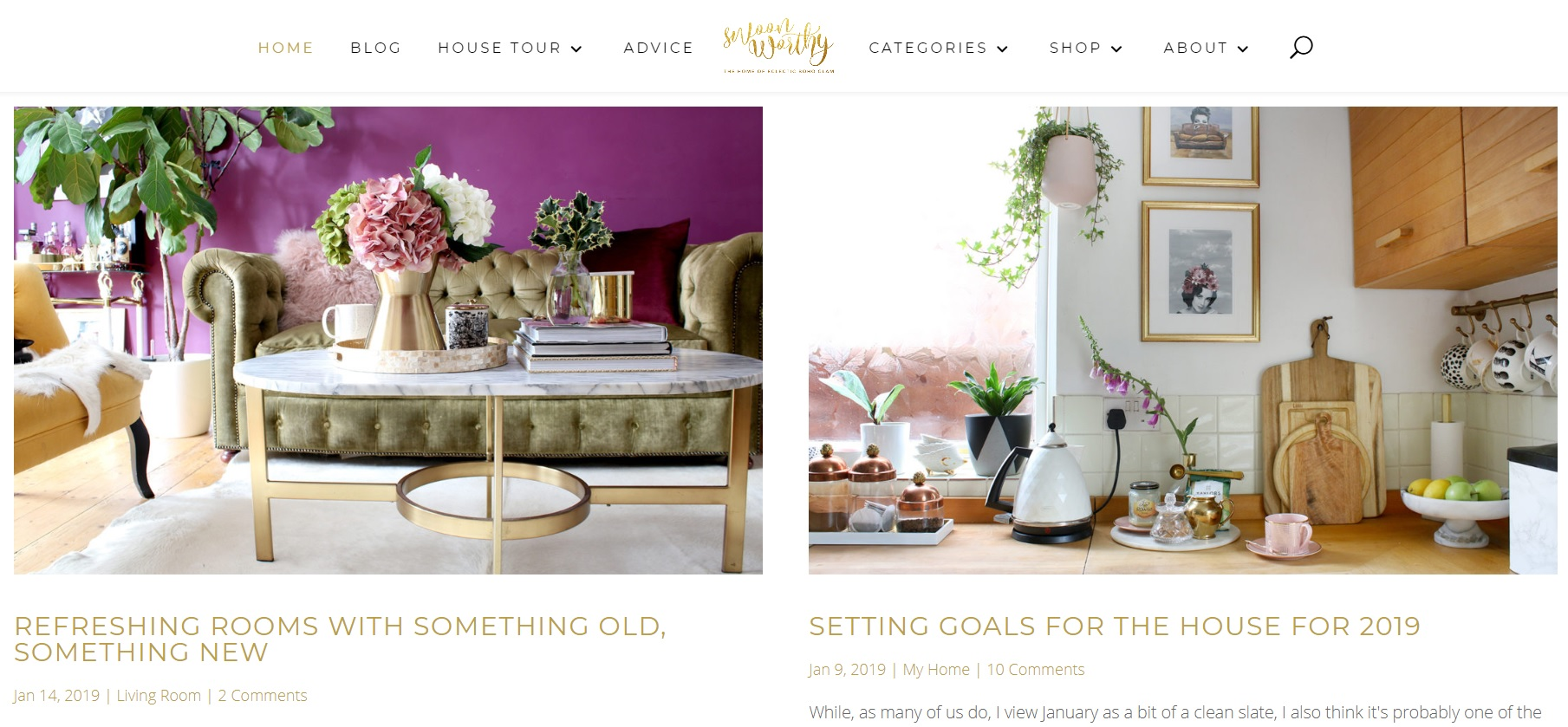 The fabulous luxurious boho blog of  www.swoonworthy.co.uk