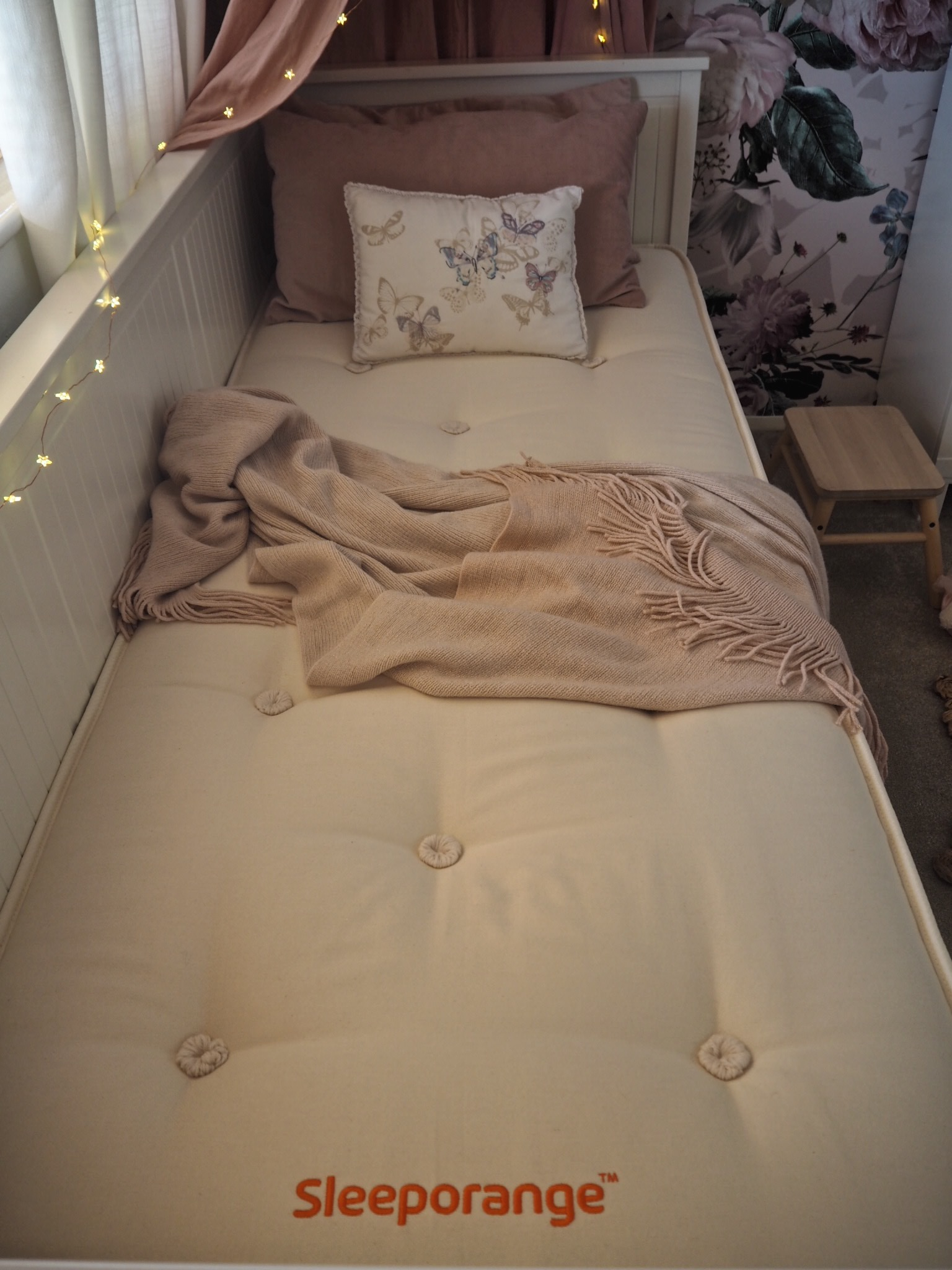 The new  SleepOrange  mattress