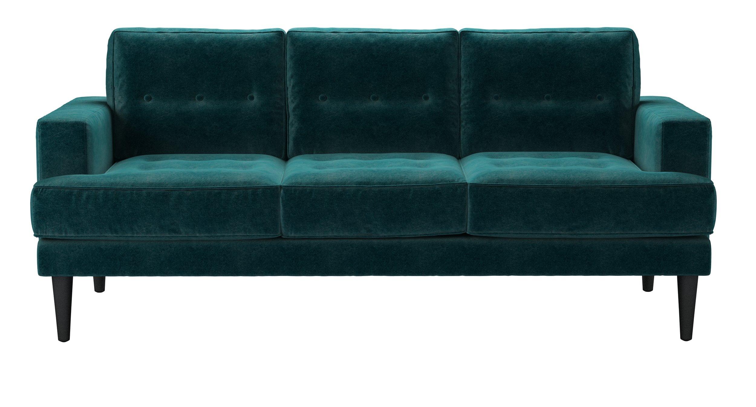 Mabel Green sofa.com